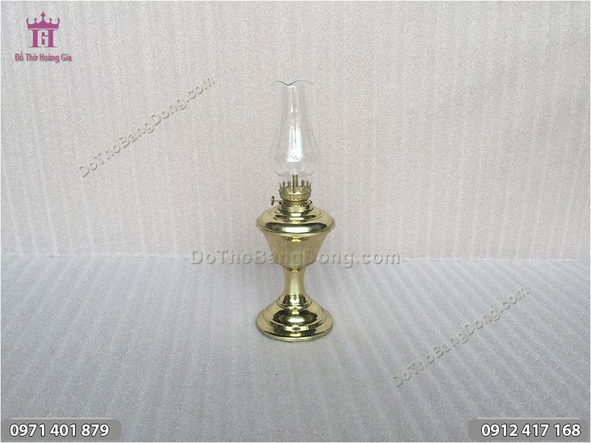 Đèn Dầu Thờ Cúng Bằng Đồng